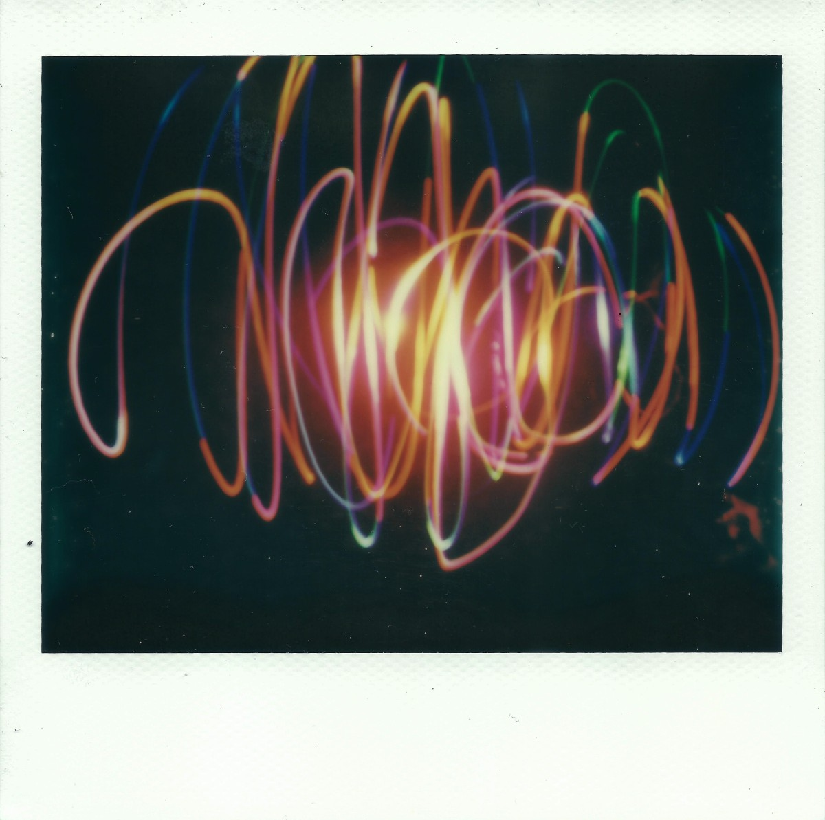 Using our Polaroid Spectra ImagePro