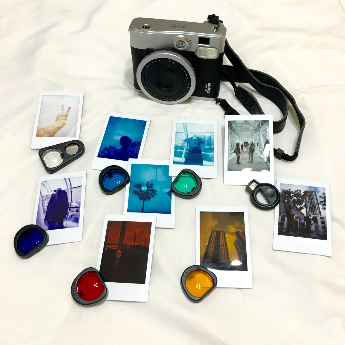 Fun Accessories & Functions with the Fujifilm Instax Mini 90 NEO Classic
