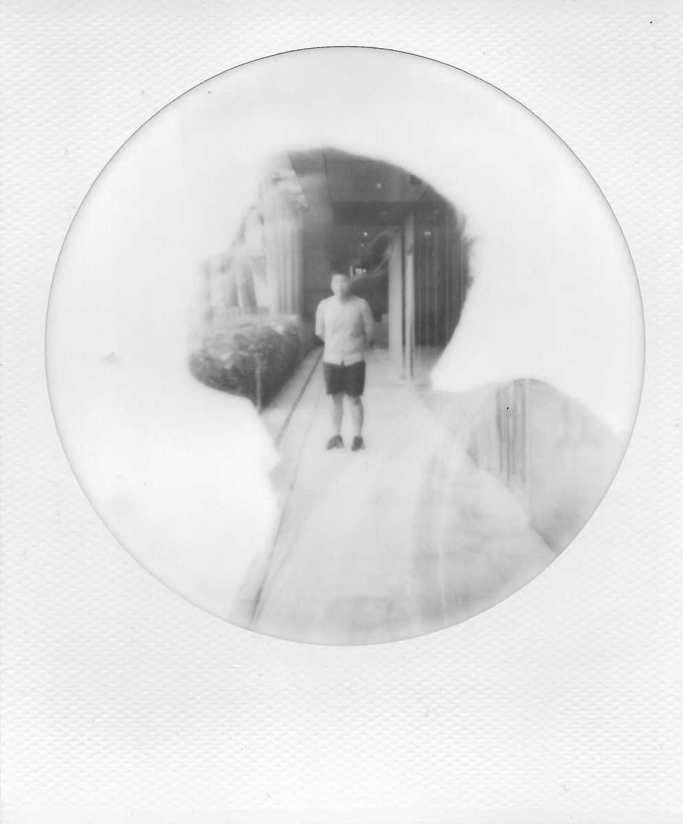Seeing Double (Exposures) with the Impossible I-1 Analogue Instant Camera