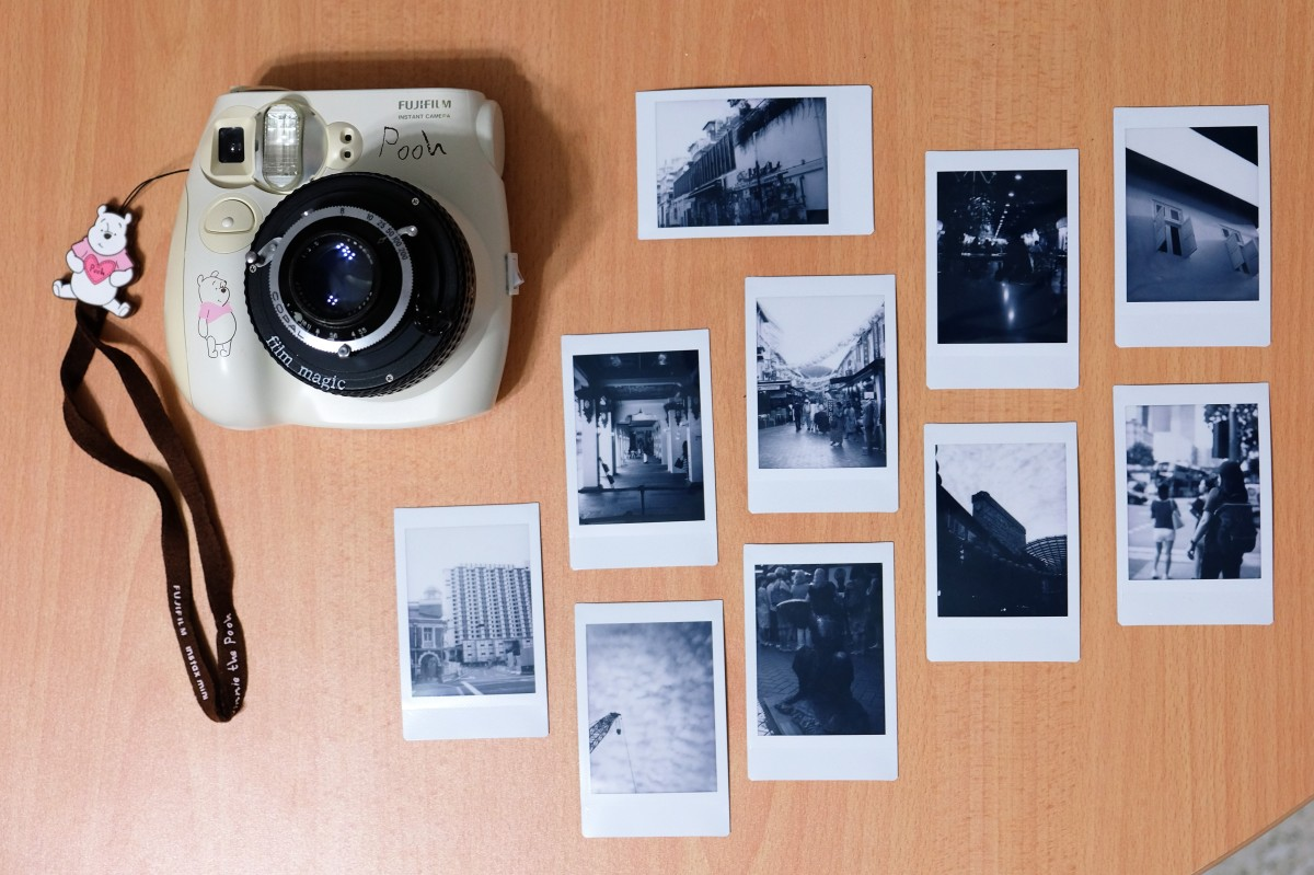 Testing our Zone Focusing Skills with the Modified Fujifilm Instax 7s!