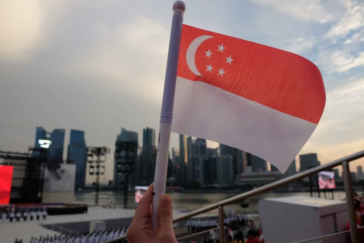 Happy 52nd Birthday, Singapore!