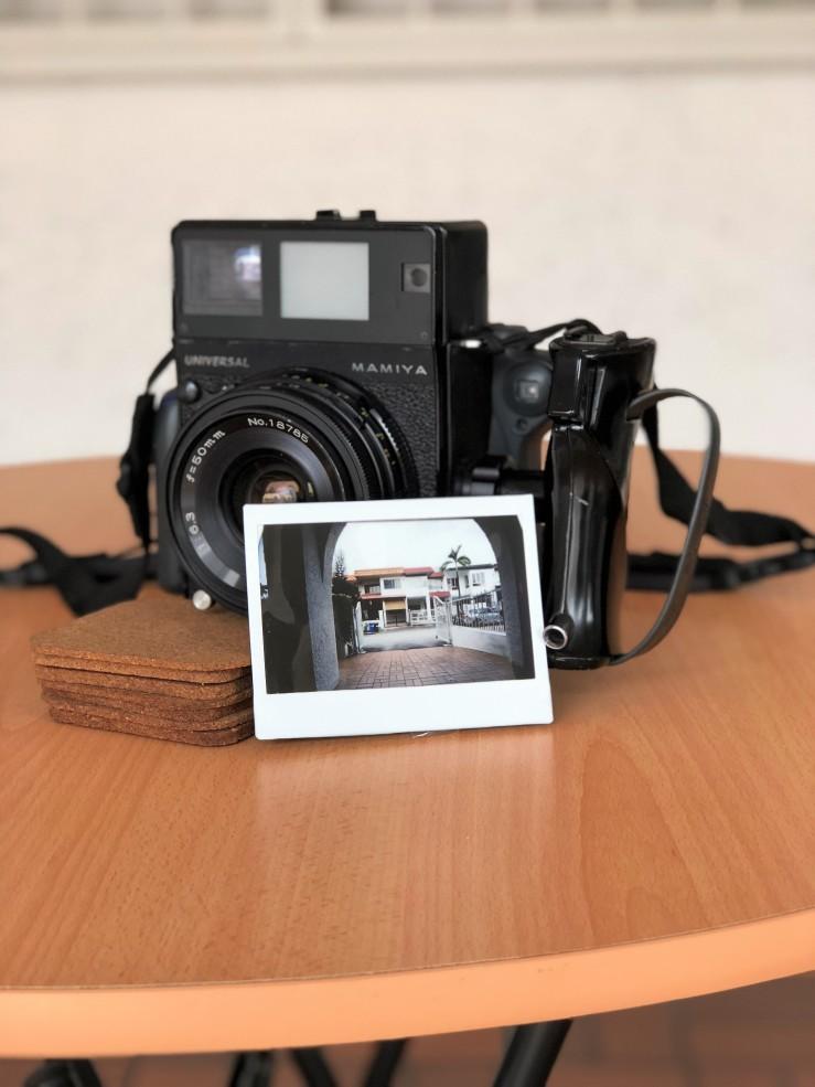 Mamiya-Sekor 50mm f6.3