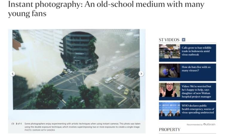 DWS Straits Times